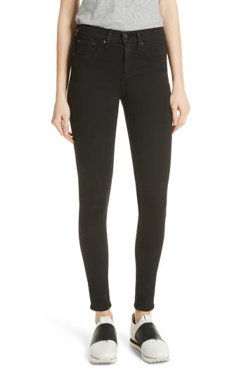 Rag & Bone/jean High Waist Leggings
