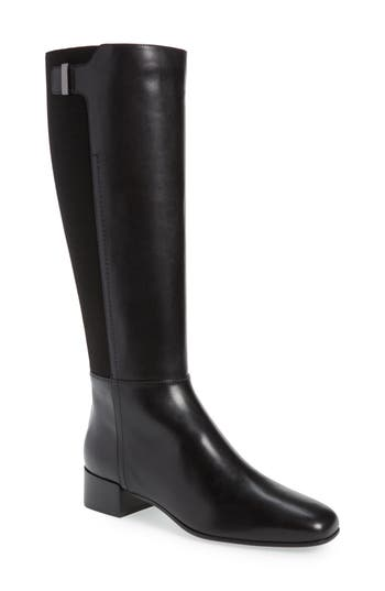 Aquatalia Letizia Weatherproof Boot, Black