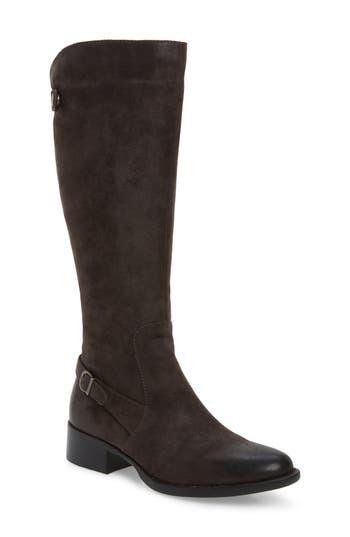 B?rn Cupra Tall Boot, Regular Calf- Grey