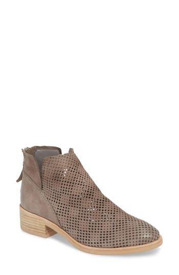 Dolce Vita Tommi Perforated Bootie, Grey