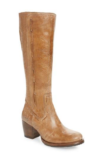 Bed Stu Fate Knee High Boot, Brown