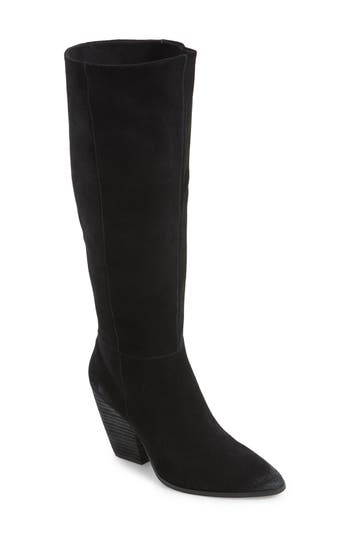 Charles By Charles David Nyles Knee High Boot, Black