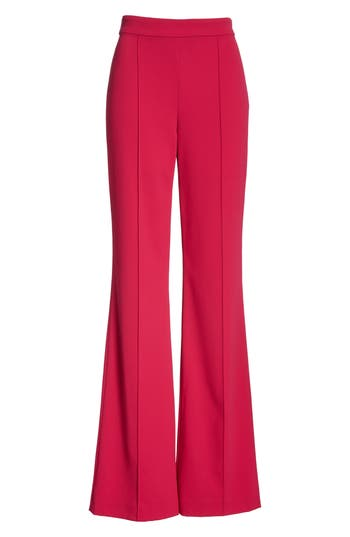 Alice + Olivia Jalisa High Waist Flare Pants
