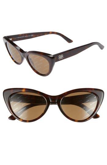 Balenciaga 5m Cat Eye Sunglasses -