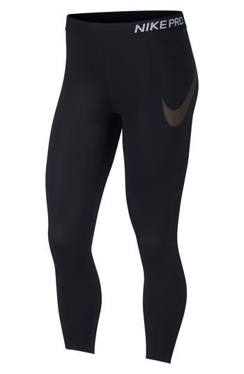 Nike Pro Embossed Logo 7/8 Tights