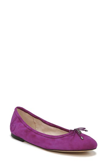 Sam Edelman Felicia Flat- Purple