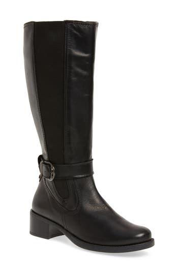 David Tate Amalfi 16 Boot, Black