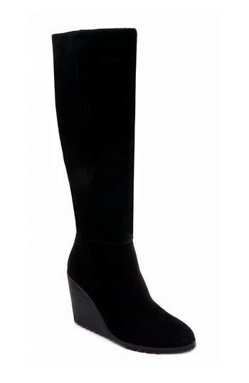 Splendid Cleveland Wedge Boot- Black