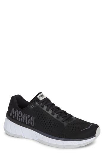 Hoka One One Cavu Running Shoe- Black