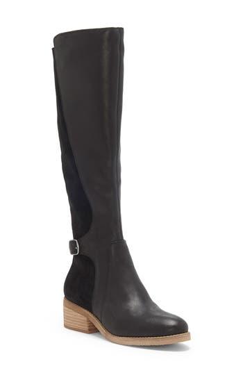 Lucky Brand Timinii Tall Boot, Black