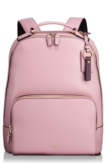 Tumi STANTON GAIL COMMUTER LAPTOP BACKPACK - PINK