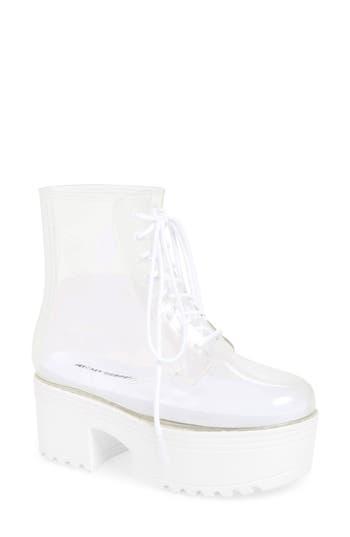 Jeffrey Campbell Waterproof Fog Boot, None