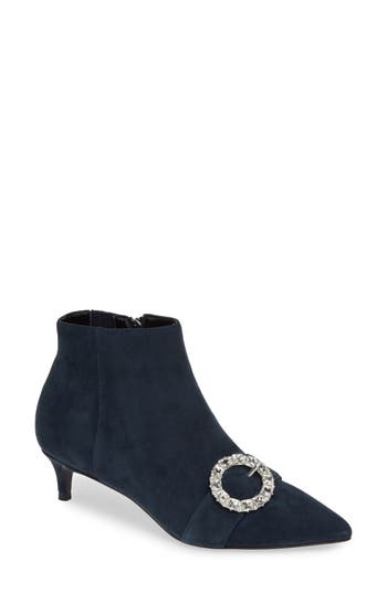 Charles David Adora Embellished Bootie, Blue