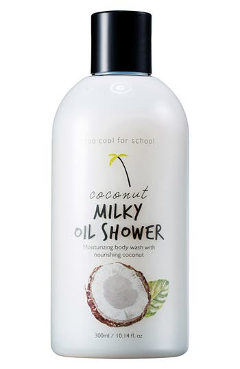 TOO COOL FOR SCHOOL Coconut Milky Oil Lotion
