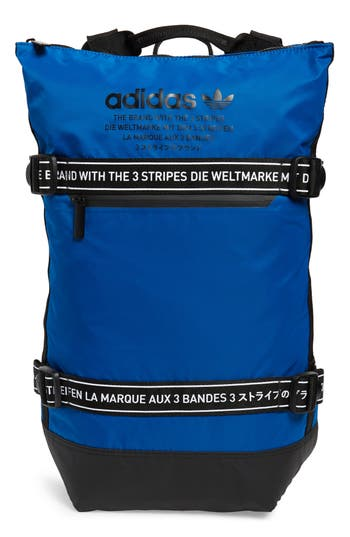 Adidas Nmd Backpack - Blue
