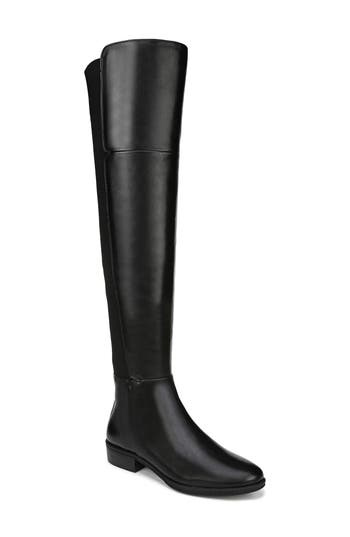 Sam Edelman Pam Over The Knee Boot- Black