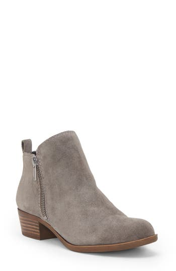 Lucky Brand Basel Bootie, Grey