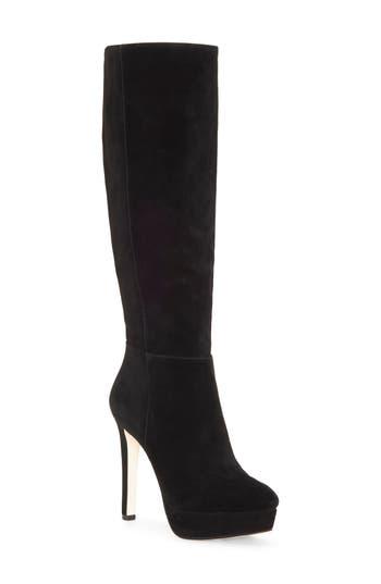Jessica Simpson Rollin Boot, Black
