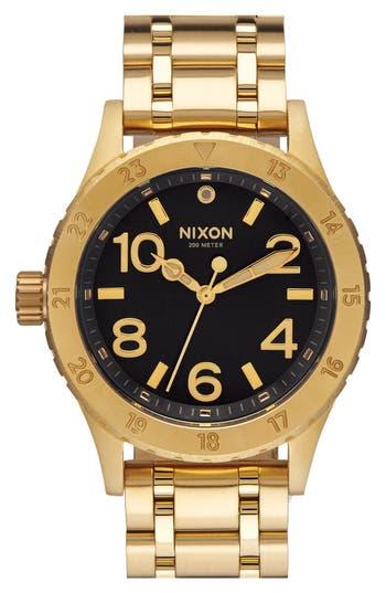 Women's Nixon 'The 38-20' Bracelet Watch, 38Mm