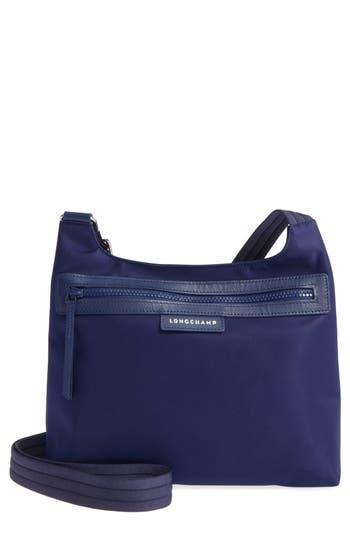 Longchamp 'Le Pliage Neo' Nylon Crossbody Bag - Blue