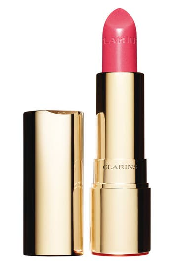 Clarins 'Joli Rouge' Perfect Shine Sheer Lipstick - 25 Bright Rose