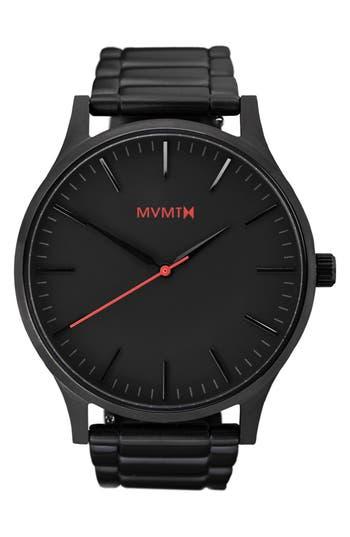 Mvmt Bracelet Watch, 40Mm
