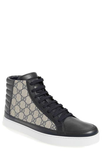 Men's Gucci 'Common' High Top Sneaker