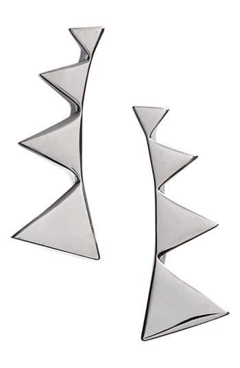 Women's Nadri Triangle Ear Crawlers