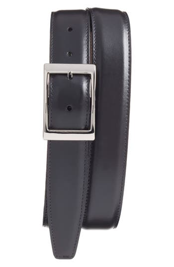 Big & Tall Torino Belts Reversible Leather Belt, Black/ Brown