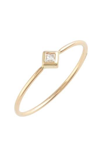 Women's Zoe Chicco Single Diamond Ring