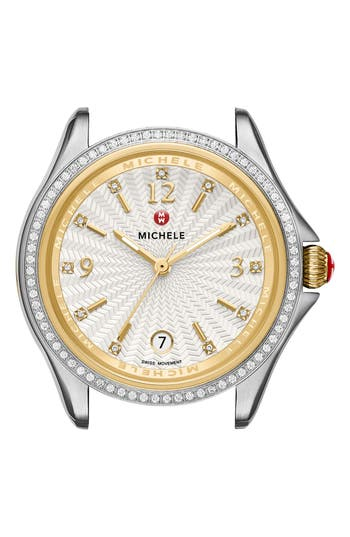 Women's Michele Belmore Watch Case, 34Mm