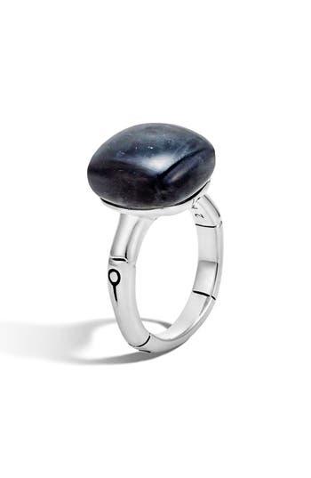 Women's John Hardy 'Bamboo' Semiprecious Stone Ring