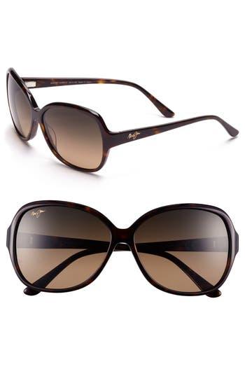Maui Jim Maile 60Mm Polarizedplus Sunglasses -