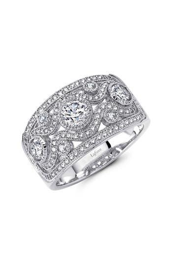 Women's Lafonn Classic Wide Band Ring