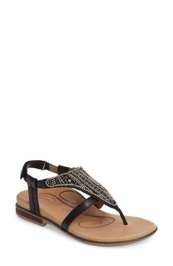 Women's Aetrex Sheila Embellished Sandal