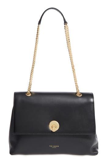 Ted Baker London Leather Shoulder Bag -
