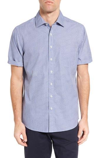 Men's Rodd & Gunn Sullivan Regular Fit Print Sport Shirt