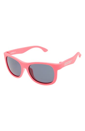 Infant Babiators Original Navigators Sunglasses - Think Pink