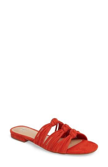 Women's Joe's Hazel Sandal, Size 6 M - Red