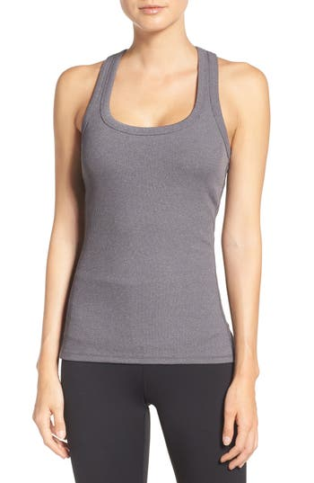 Women's Alo Support Ribbed Racerback Tank