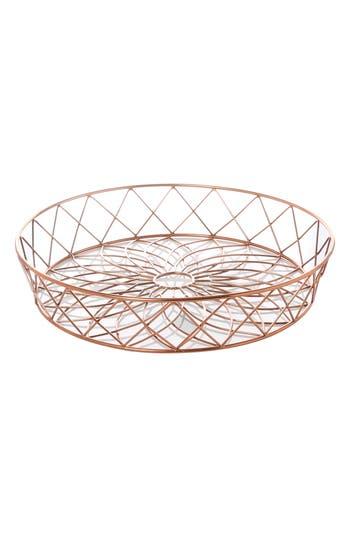 Thirstystone Copper Finish Wire Basket