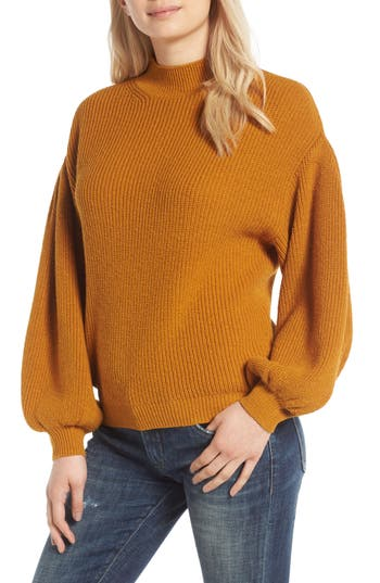 Women's Leith Blouson Sleeve Sweater