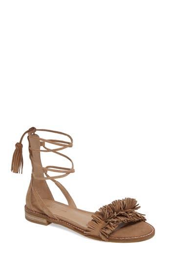 Pelle Moda Harah Sandal, Brown