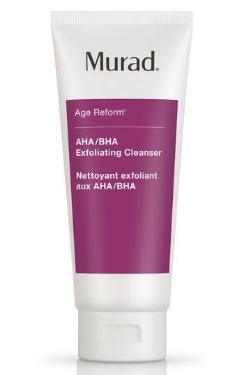 Murad Aha/bha Exfoliating Cleanser, Size 6.75 oz