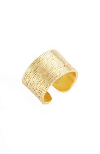 Women's Karine Sultan Cigar Band Ring