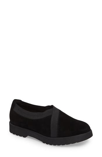 Clarks Bellevue Cedar Loafer- Black