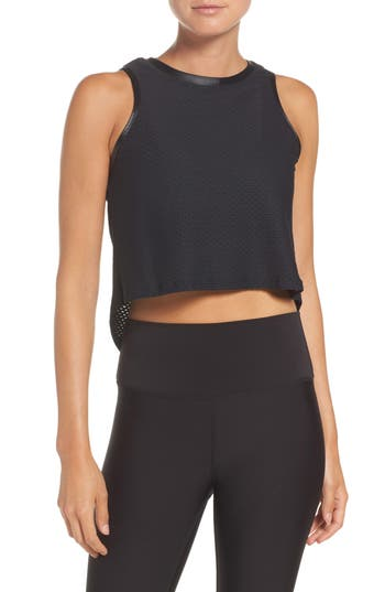 Women's Koral Crop Muscle Tee