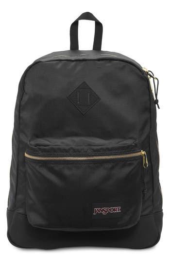 Jansport Super Fx Gym Backpack - Black