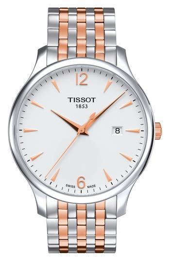 Tissot Tradition Bracelet Watch, 42Mm