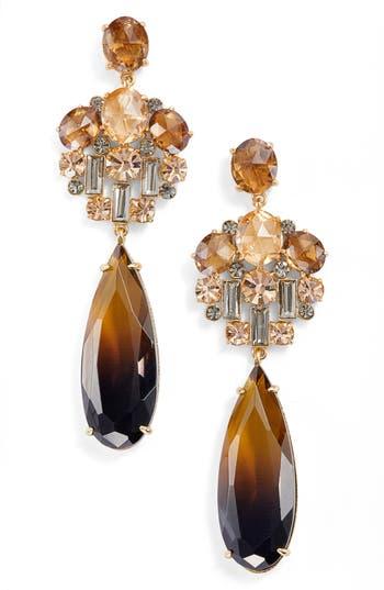 Women's Kate Spade New York Light Things Up Crystal Drop Earrings